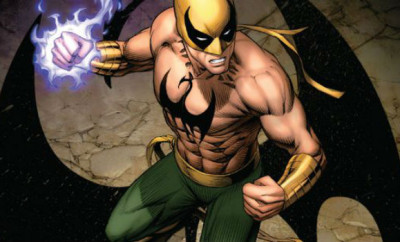 Finn Jones as Netflix Marvel's Iron Fist