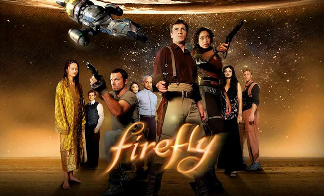 Firefly - Revived TV Series Netflix