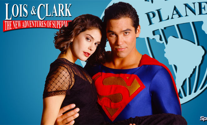 Lois and Clark - Revived TV Series Netflix