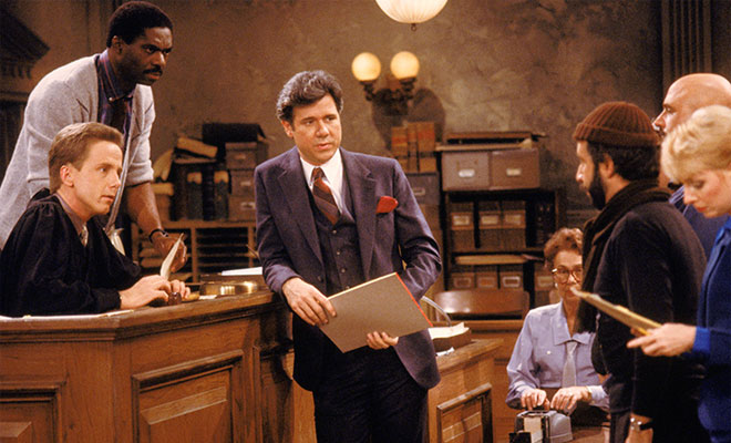 Night Court  - Revived TV Series Netflix