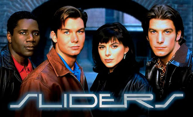Sliders - Revived TV Series Netflix