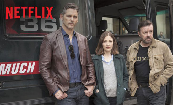Special Correspondents - Netflix Original Movie Trailer