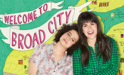 Streaming Broad City on Hulu
