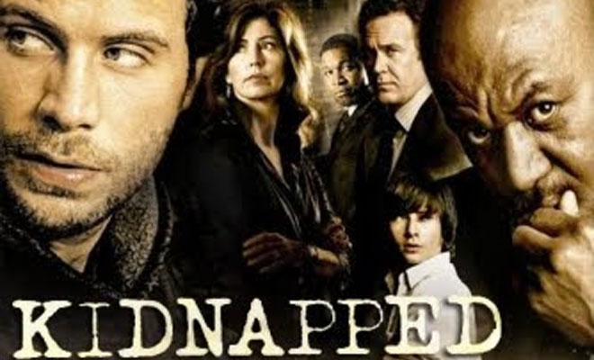 Kidnapped - -Canceled TV shows too early