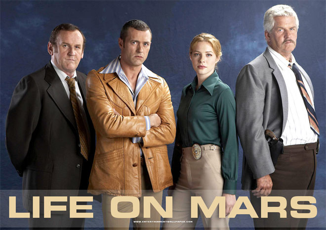 Life on Mars - Canceled TV Shows