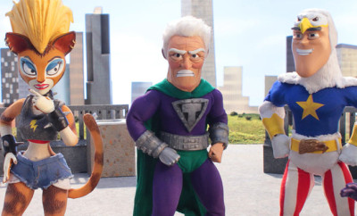 Supermansion Funny superheroes streaming