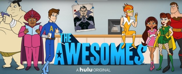 The Awesomes - Hulu Original - Funny Superheroes streaming
