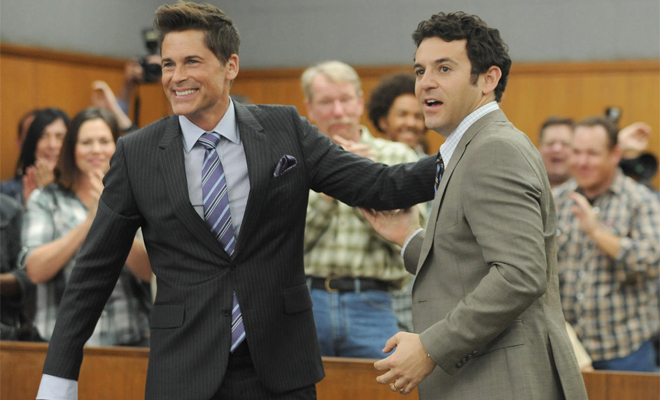 The Grinder - 2016 Cancelled TV Shows